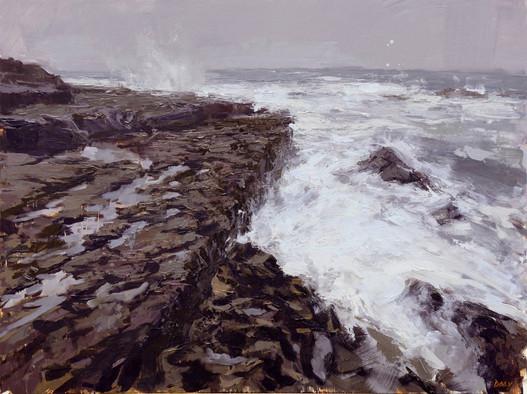 Rise - oil/canvas 60x80cm