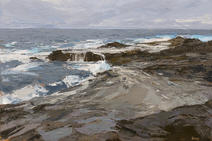 Frigid waters (Fintra Beg)