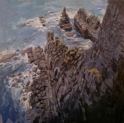Cliff 80x80cm