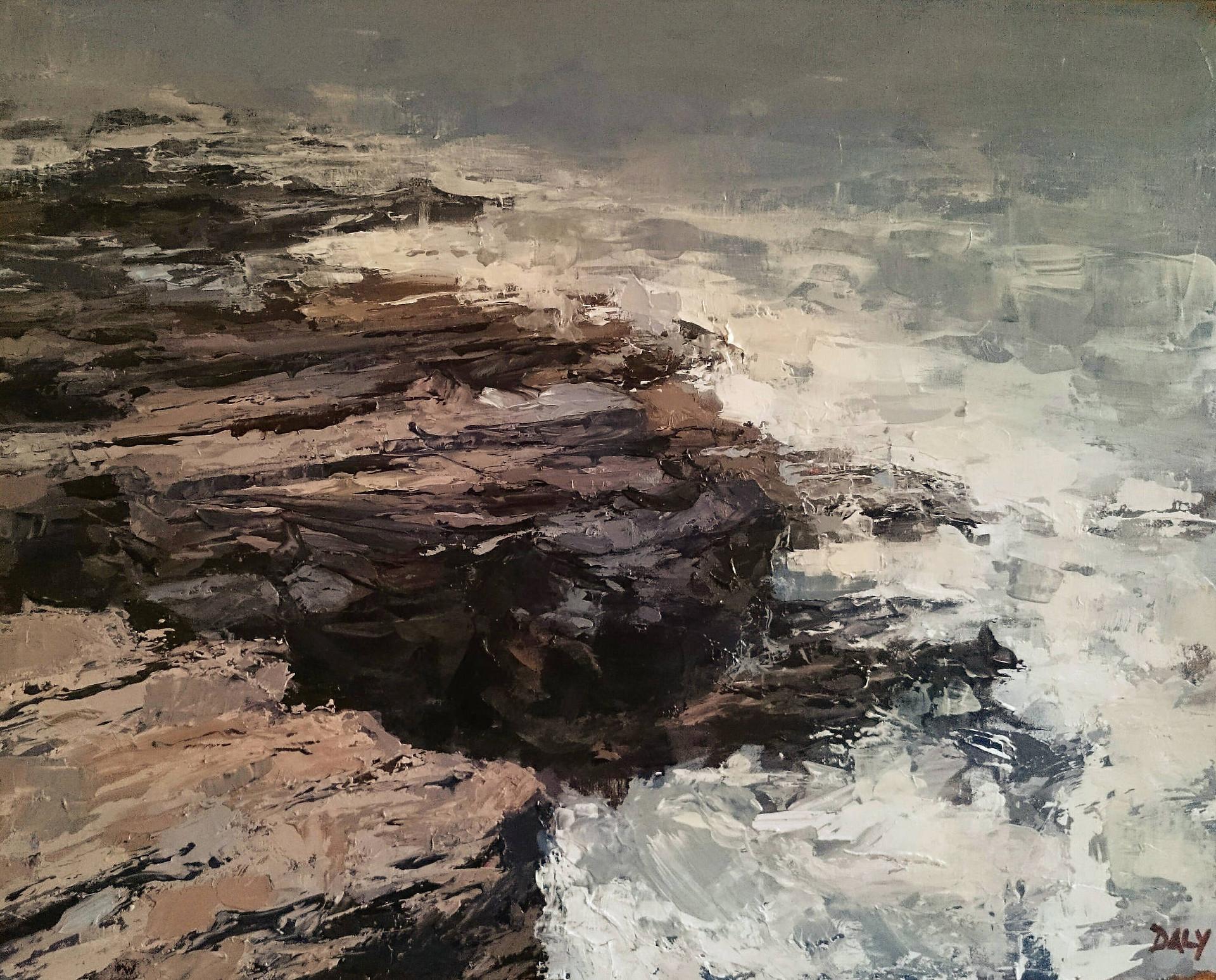 Lapse - oil/canvas 40x50cm 2017