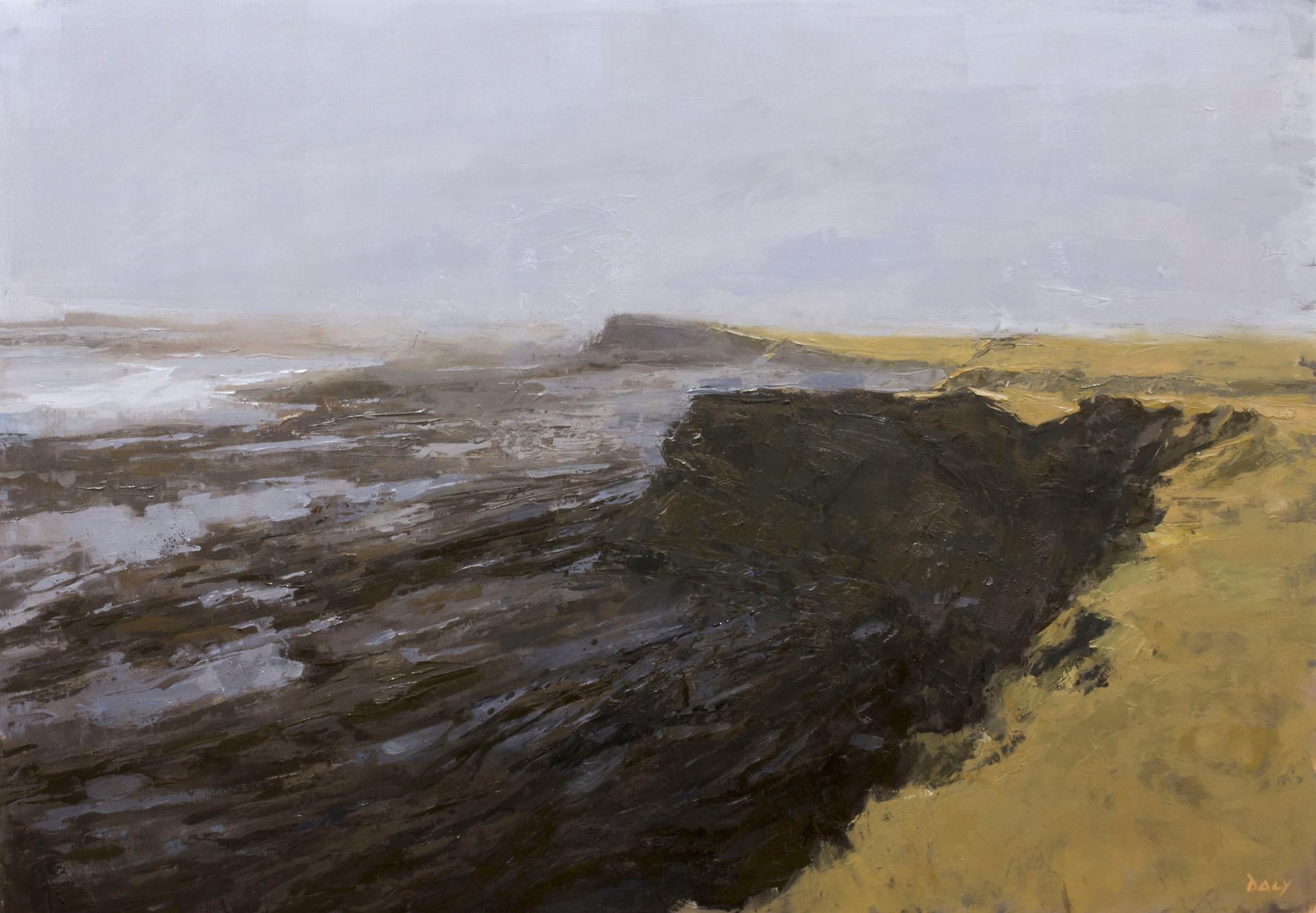 Carrowmore II - 70x100cm oil/canvas 2020