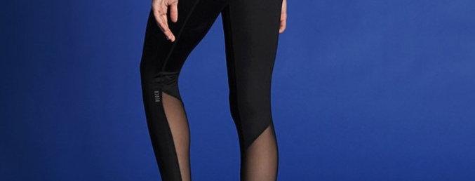 Bloch Mesh Insert Stirrup Leggings Style Code BM214P