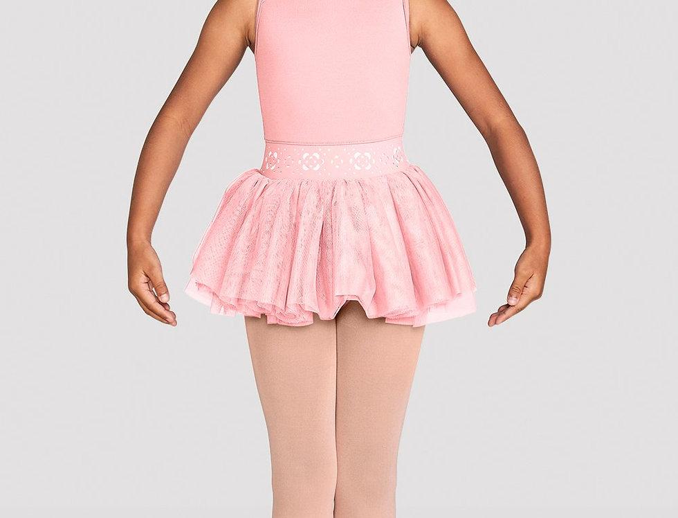 Bloch Girls Giana Cross Back Tutu Dress  Style Code CL3575