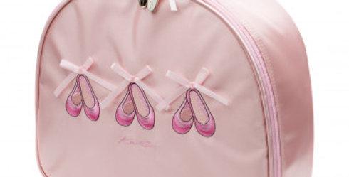 Katz Satin Ballet Shoes Vanity Case  Style Code KB-22