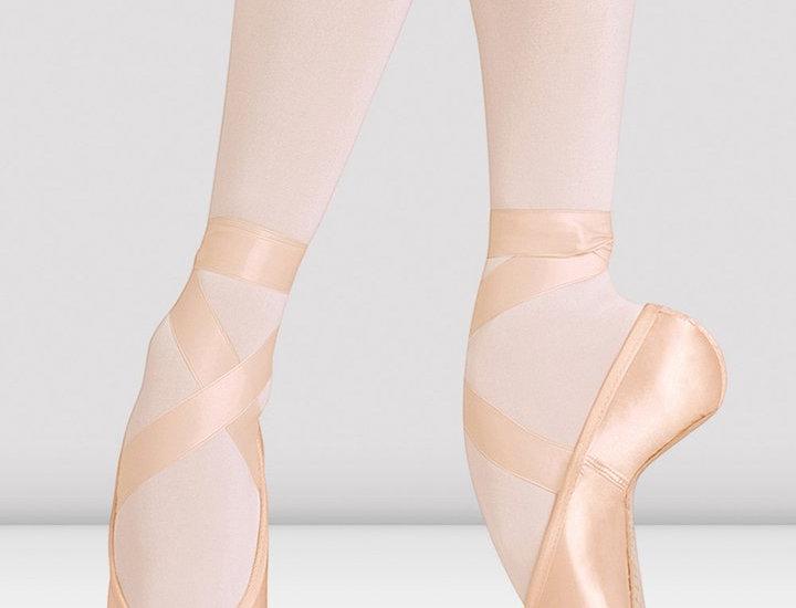 Bloch Balance European Pointe Shoes  Style Code ES0160L