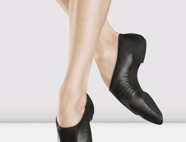 Bloch Pulse Leather Jazz Shoes Adults   Style Code  S0470L
