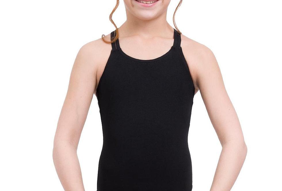 Capezio Childrens Double Strap Camisole Leotard Style Code CC123C