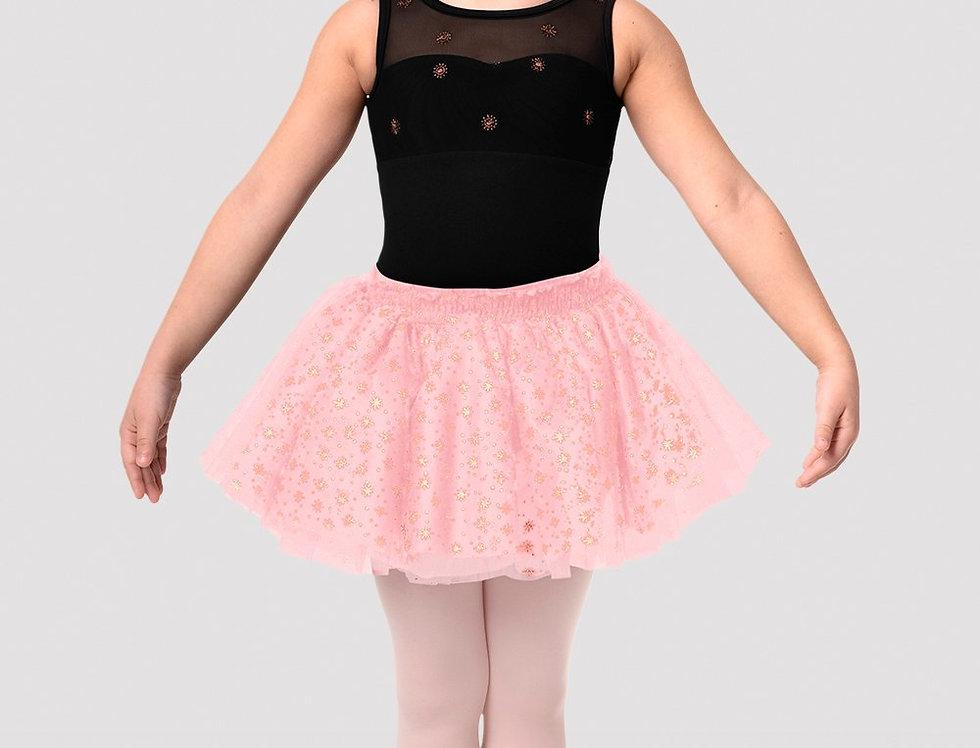 Bloch Girls Rosemary Glitter Tutu Skirt Style Code CR3111
