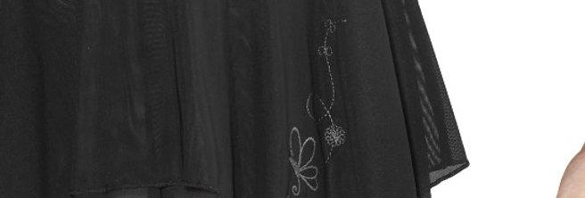 Bloch Childrens Katrine  Handkerchief Skirt   Style Code CR3511