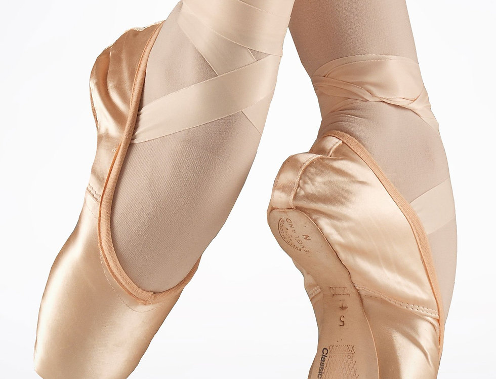 Freed The Classic Pro Pointe Shoe  Style Code SBTCP