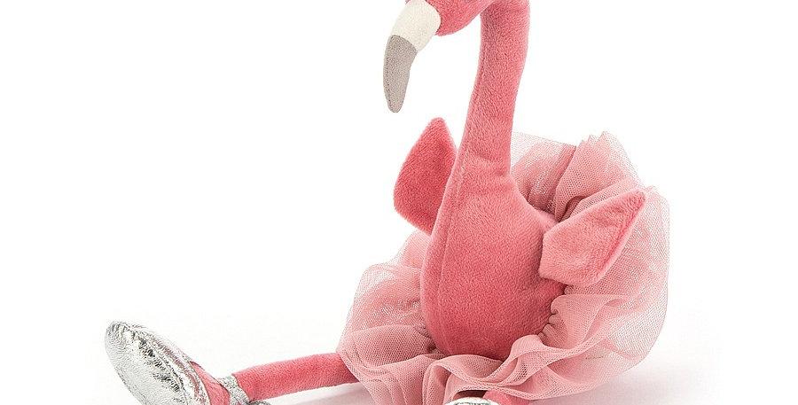 Jellycat - Fancy Flamingo  Style Code FA2LF