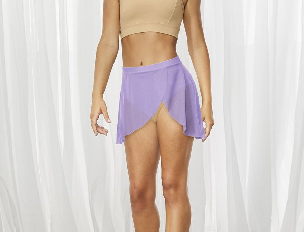 Bloch Adults Jaylyn Wrap Front Skirt  Style Code R3521