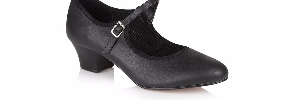 Freed Buckle Bar Character Shoes Cuban Heel    Style Code BAR2