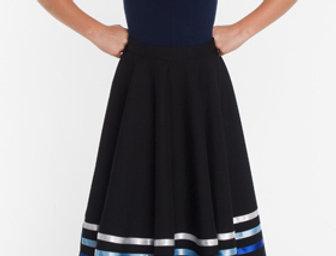 Little Ballerina Character Skirts Blue Ribbons Style Code SKBLU
