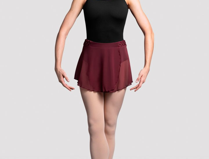 Bloch Ladies Maeve Fixed Wrap Skirt Style Code R9821
