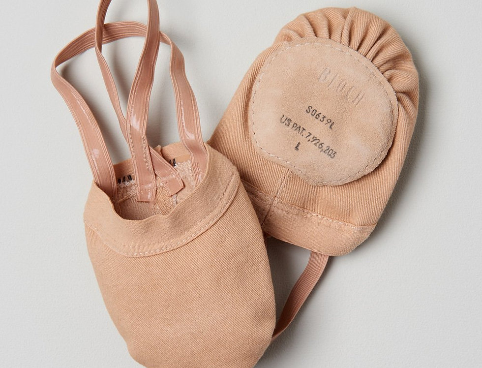 Bloch Spin II Stretch Canvas Foot Thong Style Code S0639L