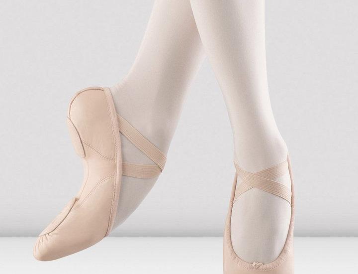 Bloch Proflex Leather Split Sole Ballet Shoe  Style Code S0200L