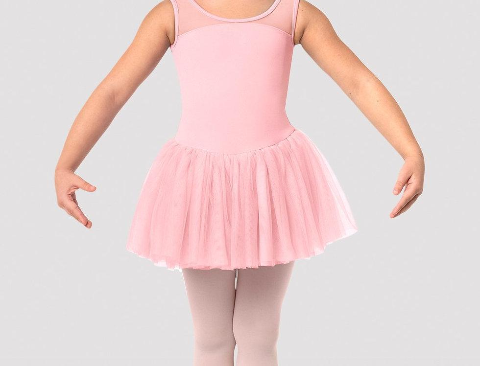 Bloch Girls Coralina Sweetheart Tank Tutu Dress Style Code CL3145