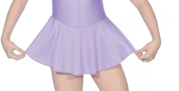 Tappers and Pointers Junior Skirted Leotard Style Code Junior Skirted Deep Lilac