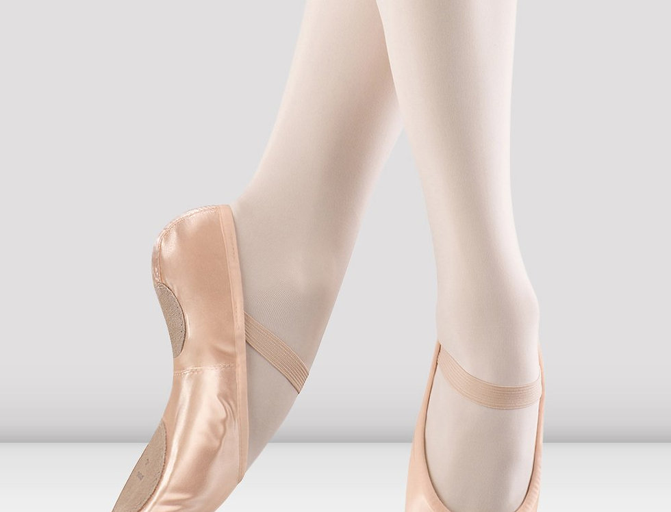 Bloch  Prolite 2 Satin Split Sole Ballet Shoe Style Code S0238L
