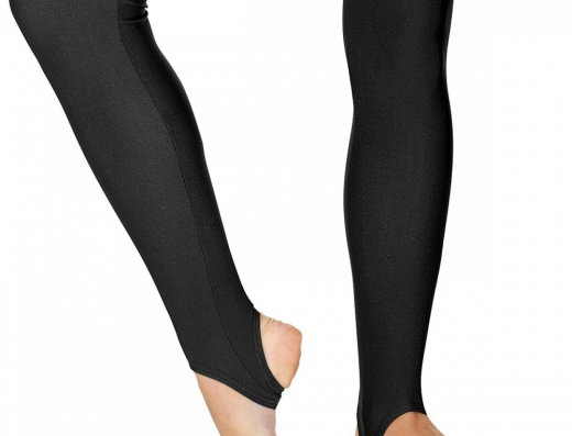 Tappers and Pointers Nylon Lycra Stirrup Leggings Style Code N/L Stirrup