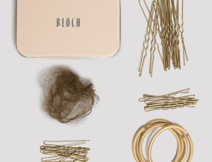 Bloch Hair Kit     Style Code A0801
