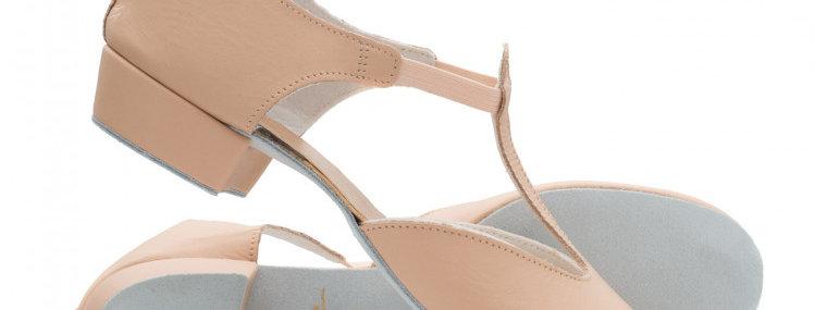 Katz Pink Greek Dance Sandal    Style Code 5RGRK-Greek Sandal