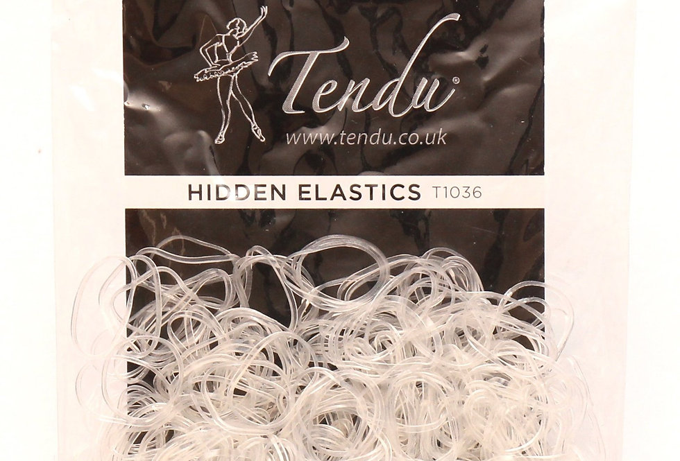 Tendu Hidden Elastics  Style Code T1036