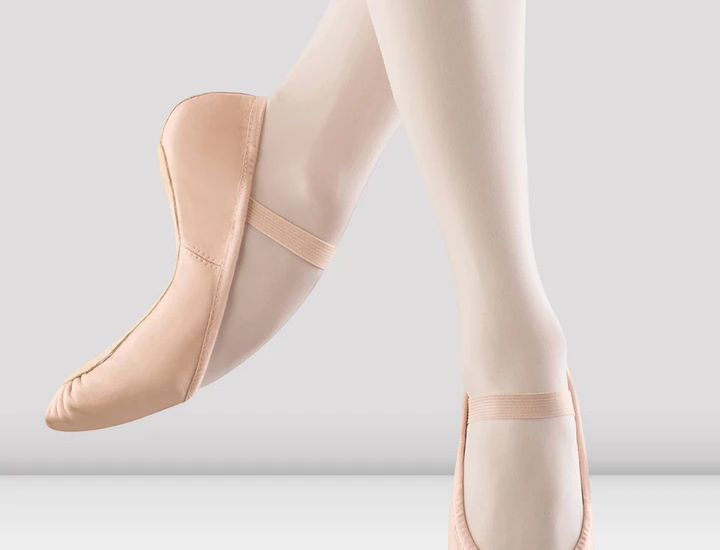 Bloch Dansoft Leather Ballet Shoes Childrens  Style Code S0205G