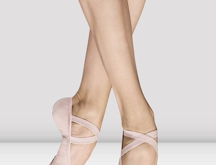 Bloch Performa Stretch Canvas Ballet Shoes Style Code S0284L
