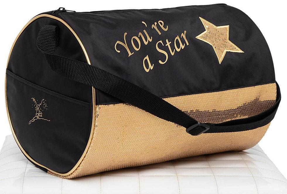 Capezio Star Barrel Bag Style Code B211