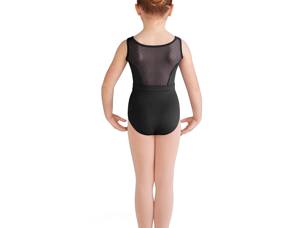 Bloch Childrens Jayden Leotard      Style Code  CL9845