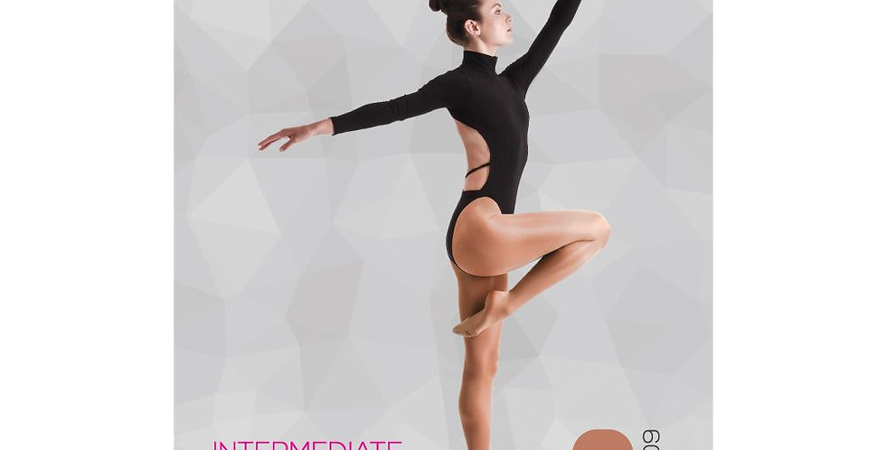 Silky Adults Footed Shimmer Tights in Toast  Style Code A303-SFF(T)