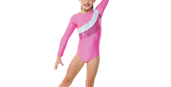 Tappers and Pointers Gymnastic Leotard Style Code Gym 19