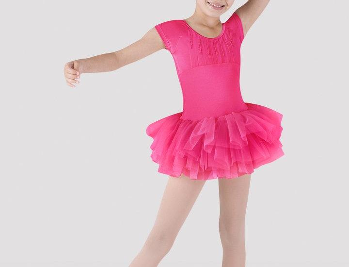 Bloch  Childrens Ife Heart Back Tutu Leotard Style Code CL8012