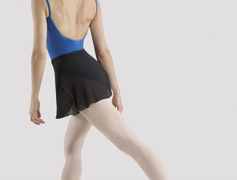 Bloch Adults Georgette Wrap Ballet Skirt Style Code R5130