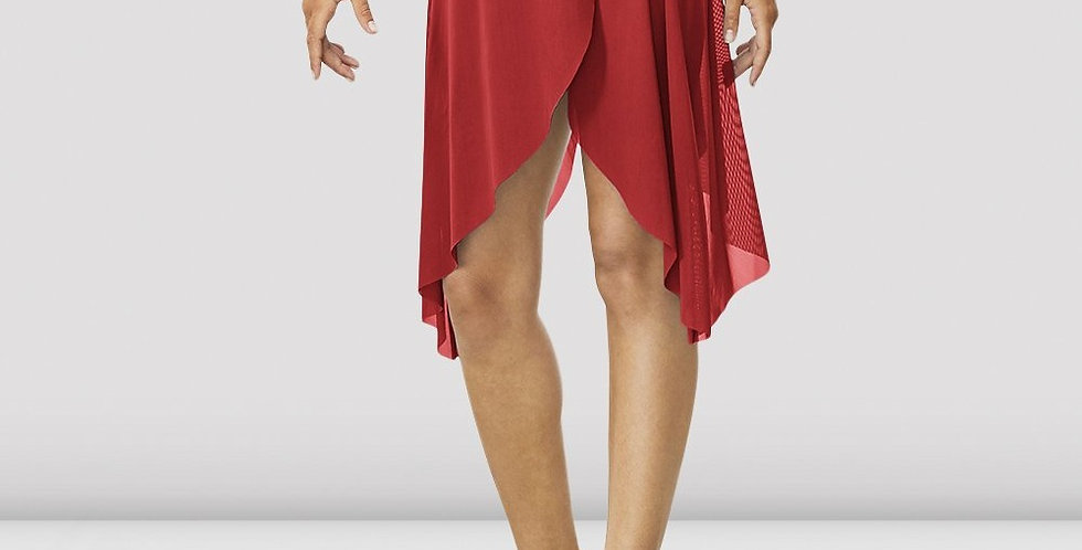 Bloch Adults Hadlee Wrap Front Skirt  Style Code R3531