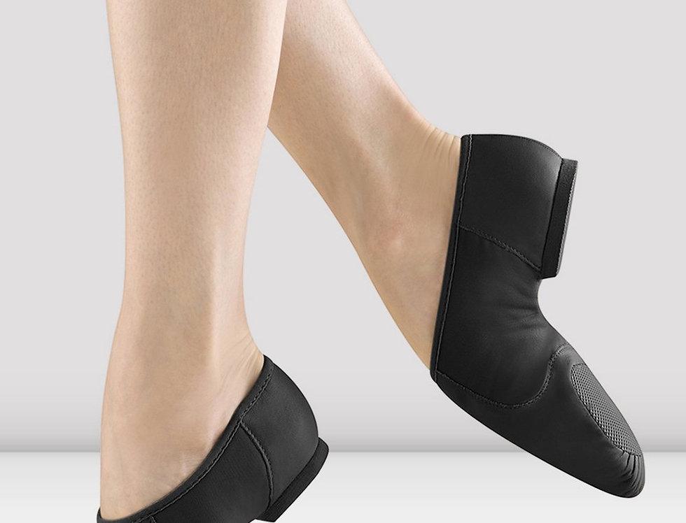Bloch Neo-Flex Slip On Leather Jazz Shoes Childrens  Style Code S0495G