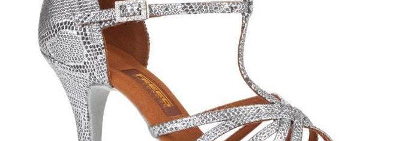 Freed Diva  Ballroom Shoes    Style Code Diva Snakeskin