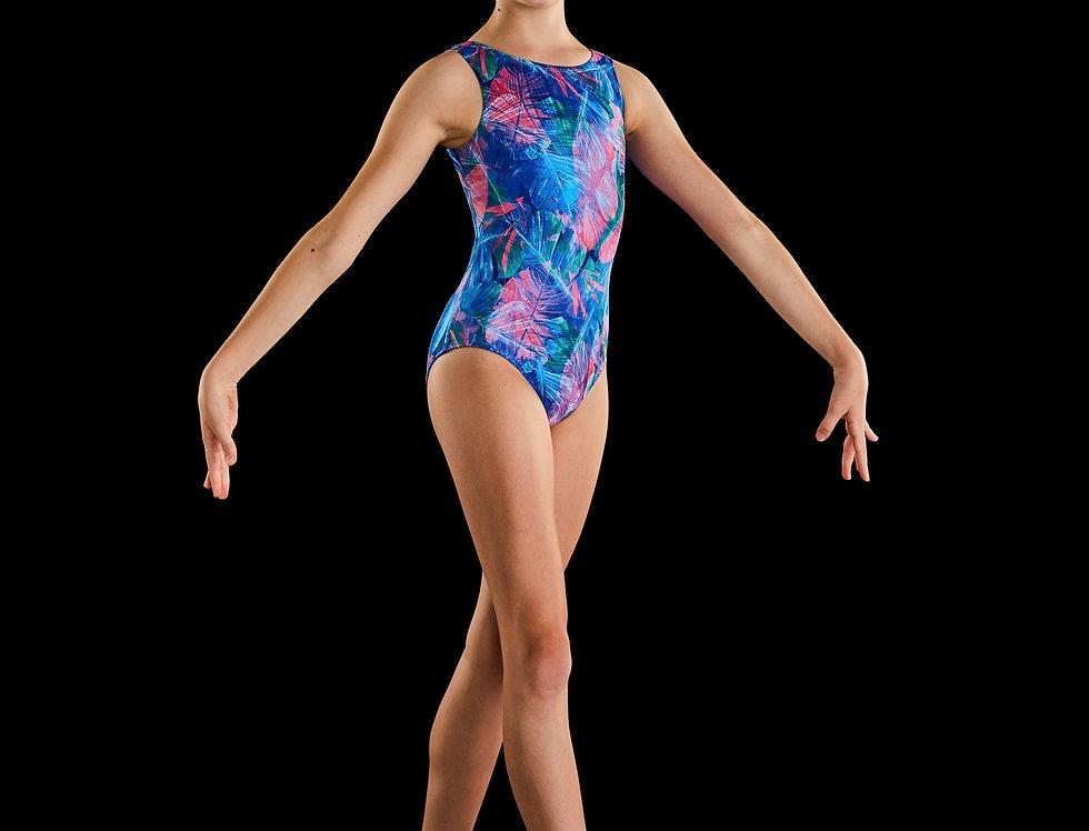 Bloch Childrens Gymnastic Leotard   Style Code GB172C