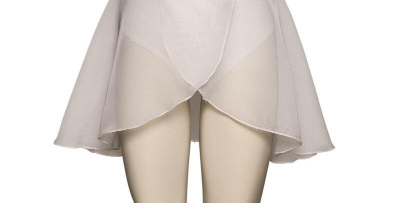 Katz Childrens Georgette Skirt Hook & Eye Fastening   Style Code KDSGS03