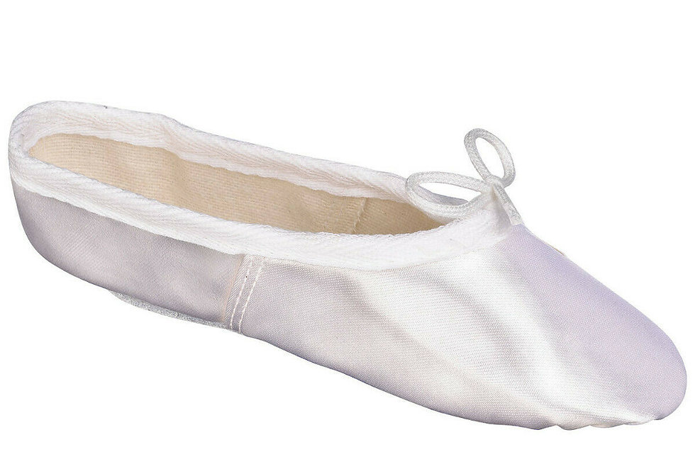 Freed Aspire Adults Satin Ballet  (Sizes 2- 9.5 ) Style Code Aspire/S