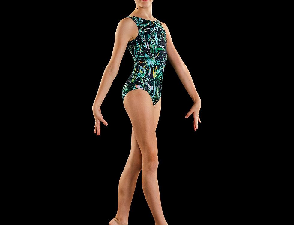 Bloch Childrens Gymnastic Leotard  Style Code GB173C
