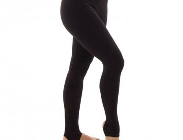 Tappers and Pointers Cotton Lycra Stirrup Leggings Style Code C/L Stirrup