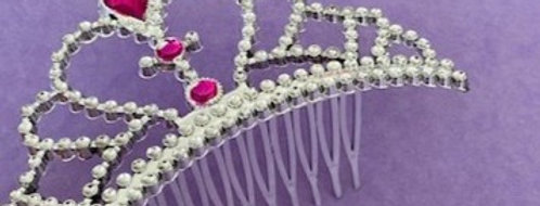 IDS Tiara on a comb Style Code UT089