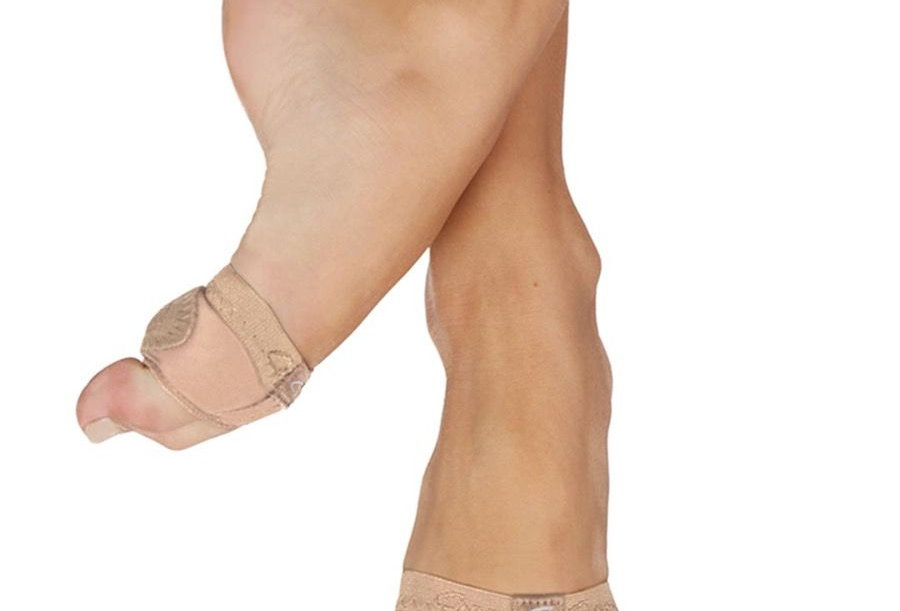 Capezio FootUndeez Foot Thongs Style Code H07