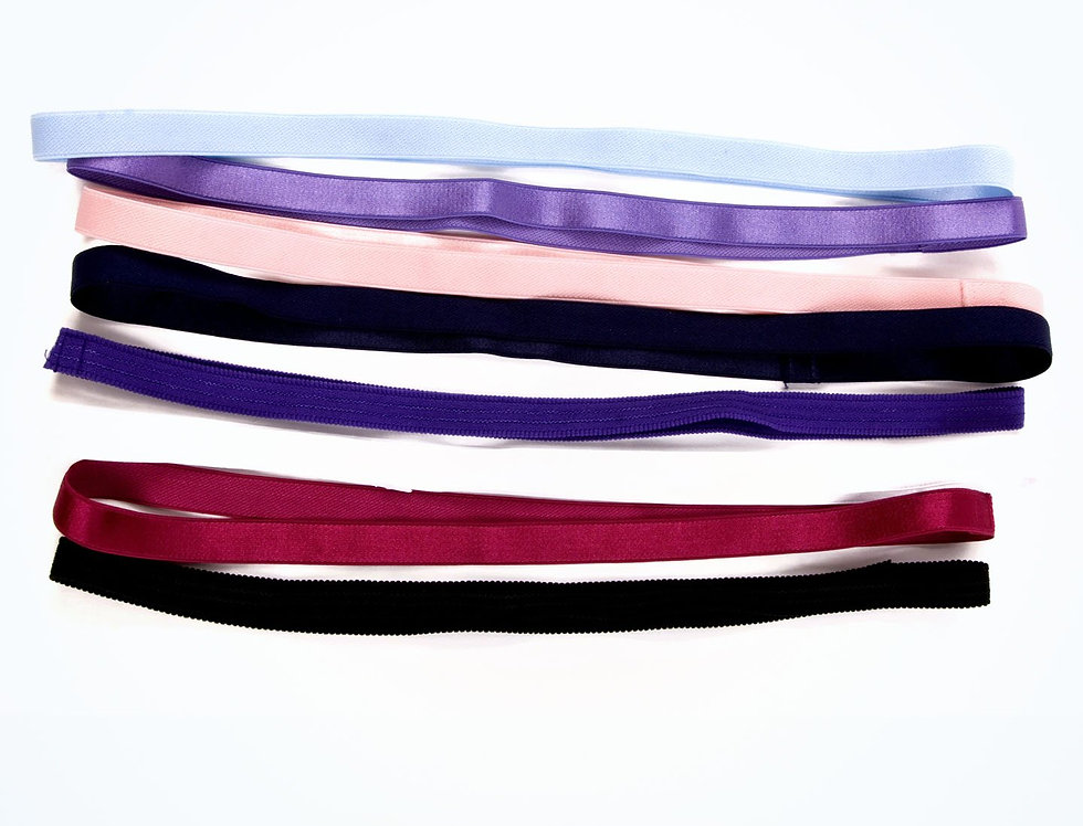 Tappers and Pointers Elastic Dance Belts  Style Code EB/Belt