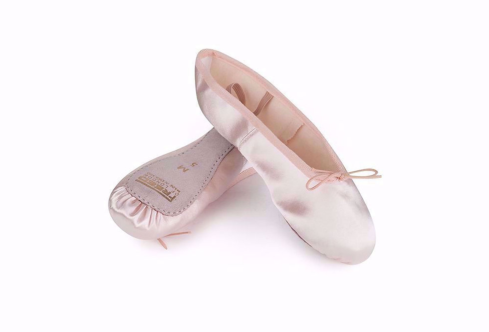 Freed Aspire Infants Satin Ballet Shoe   Style Code CC-Aspire Satin