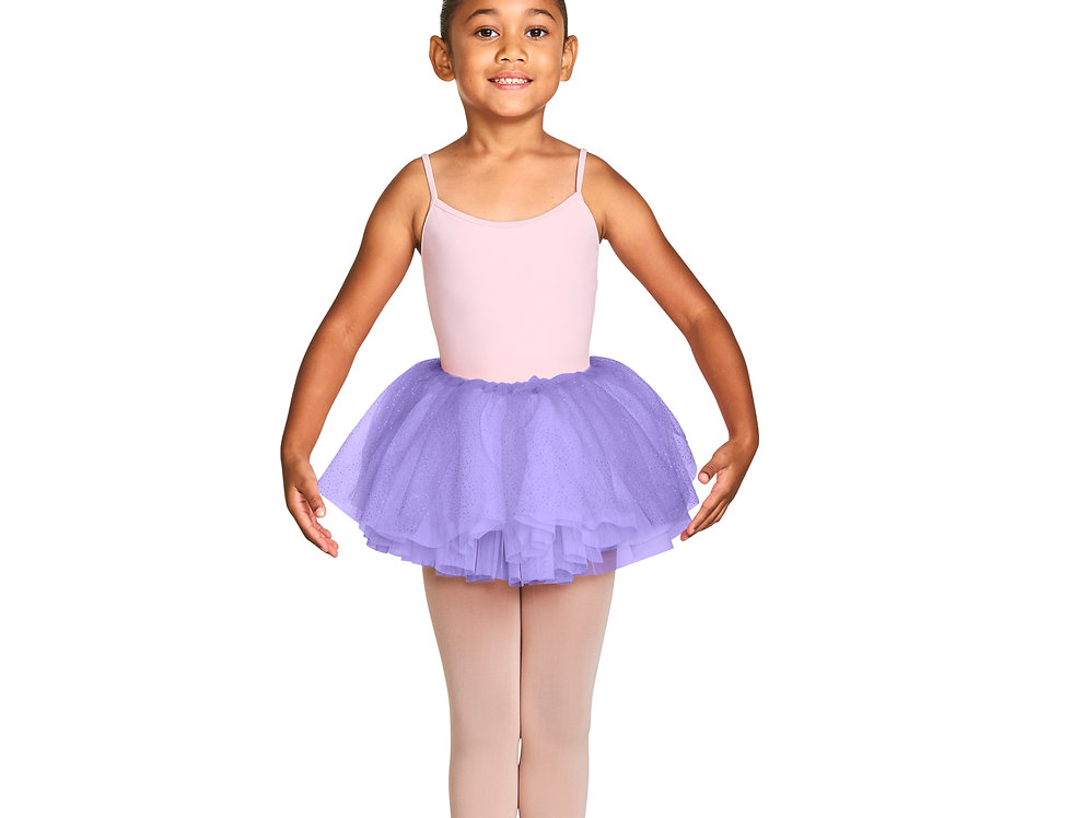 Bloch Childrens Lenna Glitter Tulle Tutu Skirt  Style Code  CR4931