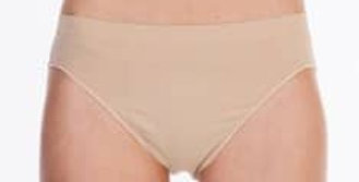Silky Adults Seamless High Cut Brief   Style Code A030-BF